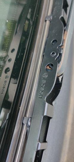 博世(BOSCH)雨刷器/雨刮器/雨刮片火翼全金属支架有骨U型19英寸一支装(具体车型咨询在线客服) 晒单图