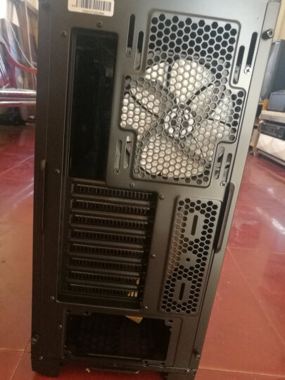 追风者(PHANTEKS) 614PC 全塔EEB双路板EATX服务器工作站电脑机箱(EEB双路主板/4xGPU显卡/360水冷位) 晒单图