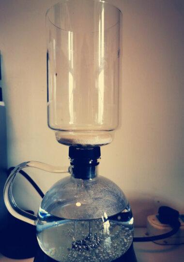 帝国  咖啡虹吸壶 电动虹吸咖啡机 触屏家用咖啡壶 插电式煮咖啡手摇磨豆机商务套装赠礼 黑色【套餐十四】 晒单图