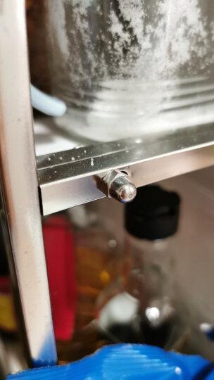欧润哲 厨房置物架 收纳架调料架 桌面油瓶免打孔砧板架收纳架 晒单图