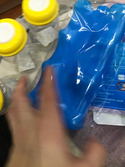 V-Coool 妈咪包背奶包母乳双层轻奢冷藏包蓝冰储奶包母乳保鲜冰包(柔粉灰)+瓶袋两用蓝冰2块+宽口PP储奶瓶3个 晒单图