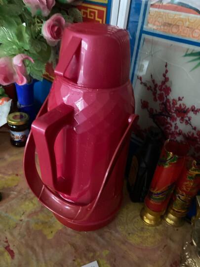悠佳 (鼎盛系列)3.2L家用暖壶塑料保温壶大容量玻璃内胆热水瓶学生宿舍保温瓶 红色 ZS-9800FG-H 晒单图