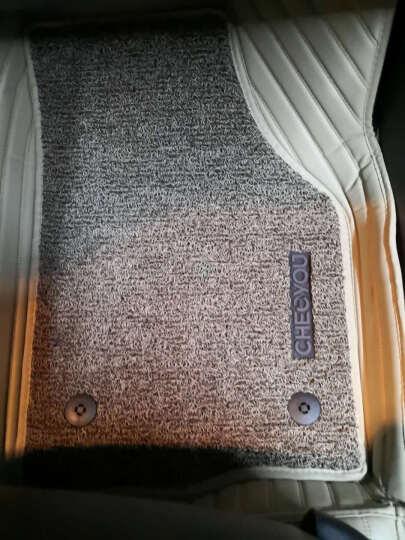 车丽友 适用于全包围丝圈汽车脚垫 探界者科沃兹科鲁兹迈锐宝XL速派明锐昕锐缤越远景缤瑞博越帝豪GS GL定制 晒单图
