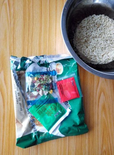 康师傅方便面香菇炖鸡袋面泡面五连包休闲零食 晒单图