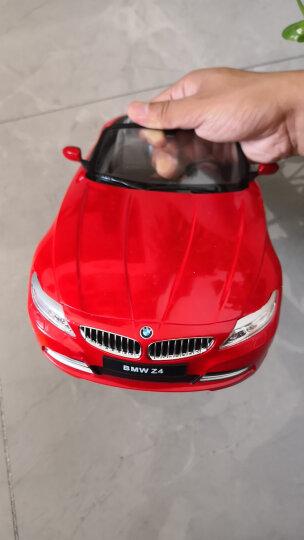 RASTAR星辉 遥控车1:12宝马Z4大漂移遥控汽车模型儿童玩具车生日礼物 红色 晒单图