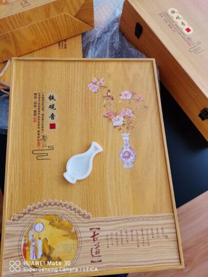 郎品 新茶 铁观音 茶叶礼盒500克 浓香型铁观音 茶叶礼盒装 晒单图