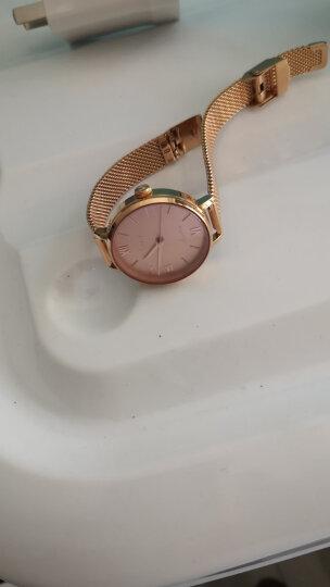 罗西尼(ROSSINI) 手表 CHIC系列时尚石英女表日历白盘白色皮带516734G01B 晒单图