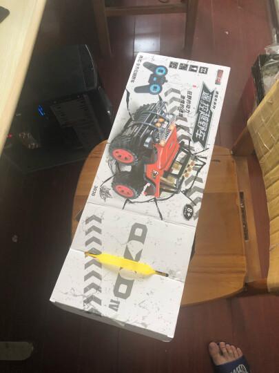 DZDIV 遥控车 越野车儿童玩具大型遥控汽车模型耐摔配电池可充电3030 红色 晒单图