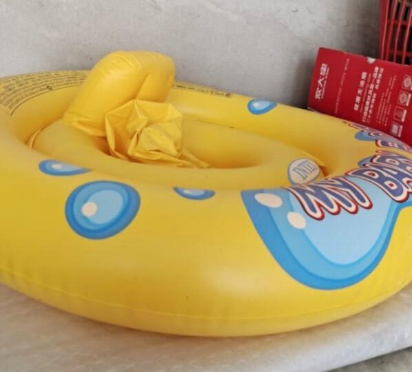 INTEX 57528游泳玩具充气大龙虾座骑 儿童宝宝水上双人坐骑 晒单图