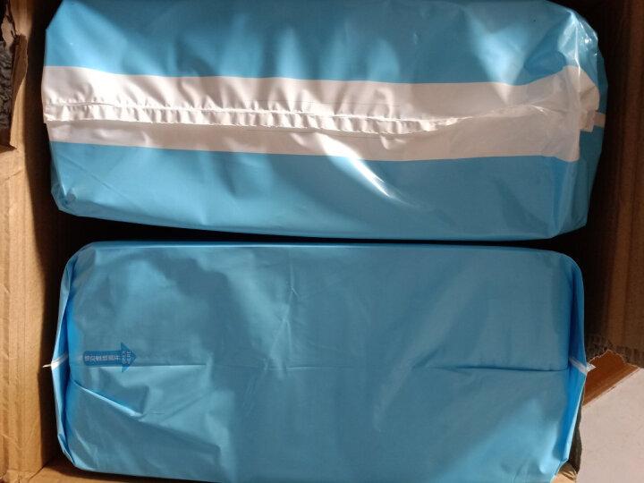 安而康 舒适干爽成人纸尿裤L80片 老人尿不湿 双层棉芯 产妇尿裤 大号(臀围:101cm-139cm) 晒单图