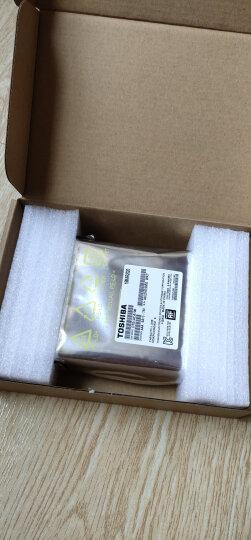 东芝(TOSHIBA) 1TB 32MB 7200RPM 台式机机械硬盘 SATA接口 消费级系列 (DT01ACA100) 个人电脑与外部存储 晒单图