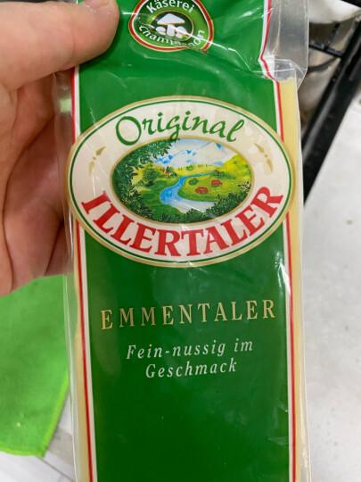 多美鲜SUKI 瑞士大孔奶酪芝士 200g 德国进口 天然原制奶酪 儿童配餐 西餐佐餐 烘焙 披萨 晒单图
