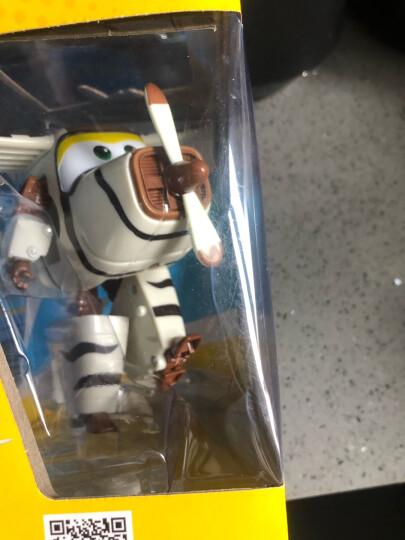 奥迪双钻(AULDEY)超级飞侠益智玩具大变形机器人-卡文 男孩女孩玩具生日礼物 710270 晒单图