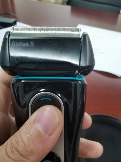 博朗(BRAUN)剃须刀全身水洗电动刮胡刀德国整机进口5系5145S含鬓角修剪器 晒单图