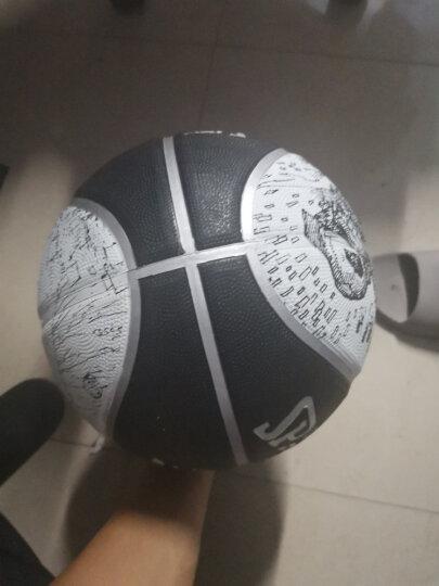 斯伯丁 SPALDING NBA比赛篮球74-096Y 室内外兼用PU材质 蓝球 晒单图