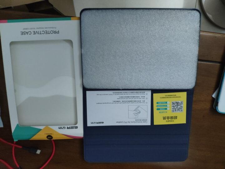 亿色(ESR)苹果iPad mini2/3/1保护套 迷你2平板电脑壳7.9英寸 超薄全包防摔皮套 至简原生系列 灰墨笔记 晒单图