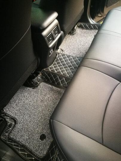 车丽友 适用于定制全包围丝圈汽车脚垫 阿特兹昂科塞拉CX-4现代途胜领动朗动悦动IX25名图IX35智跑K3哈弗H6H2 晒单图