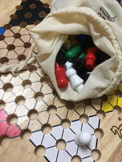 木马智慧 54片原木层层叠积木玩具叠叠高抽抽乐桌游早教木制婴幼儿宝宝男女孩儿童抽积木玩具六一儿童节礼物 晒单图
