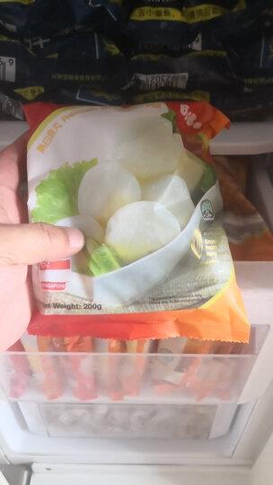 波波(BOBO)芝士豆腐鱼饼147g 鱼糜78.4% 鱼丸类丸子火锅食材烧烤煮汤麻辣烫关东煮必备 晒单图