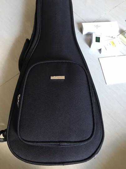 KAKA卡卡 KUC-MAD电箱款  尤克里里乌克丽丽ukulele桃花心木全单板迷你23英寸小吉他 晒单图