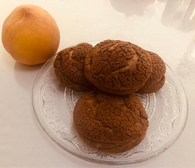 学厨 CHEF MADE 烘培工具烤盘不粘12寸牛轧糖月饼饼干烤盘烤箱用香槟金色WK9114 晒单图