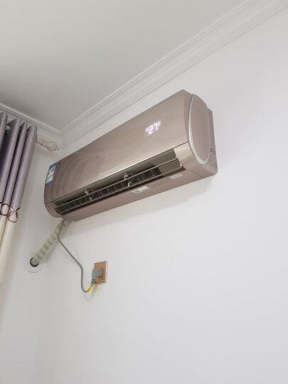 海尔(Haier)  大1匹变频壁挂式空调挂机 维纳斯 一级能效 自清洁 除PM2.5 智能KFR-26GW/12MAA21AU1 晒单图