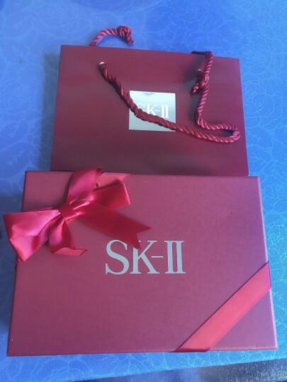 SK-II大眼眼霜15g护肤套装化妆品礼盒(礼盒内赠神仙水)SK2眼部精华 去黑眼圈眼袋去细纹 618预售 晒单图