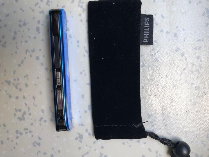 飞利浦(PHILIPS)VTR5210 16G 会议采访 数字降噪 双麦克风数码锂电录音笔 晒单图