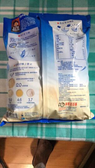 桂格早餐谷物,无添加蔗糖,膳食纤维,即食燕麦片超值装1478g,(新老包装替换中) 晒单图