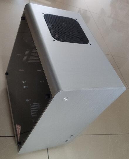 乔思伯(JONSBO)RM3 标准版 银色 M-ATX机箱 (支持M-ATX主板/全铝外壳/双面5.0厚度钢化玻璃侧板) 晒单图