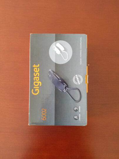 集怡嘉(Gigaset)原西门子 Gigaset电话机6002办公电话酒店电话座机家用有线免提电话机 白色 晒单图