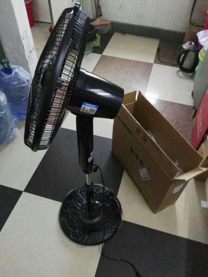 美菱(MeiLing)电风扇/落地扇 五叶大风量风扇遥控定时FS-40RC(6) 晒单图