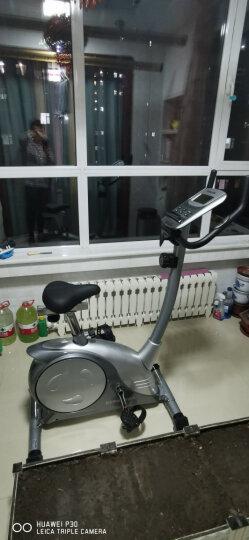 康乐佳健身车家用动感单车室内健身自行车磁控静音迷你脚踏车健身器材 KLJ-8508 厂家配送 8508 晒单图