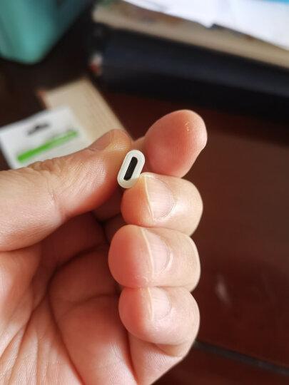 绿联 Type-C转接头 安卓OTG数据线转换头 Micro USB转USB-C平板充电线转换器 通用华为荣耀小米手机 30154白 晒单图