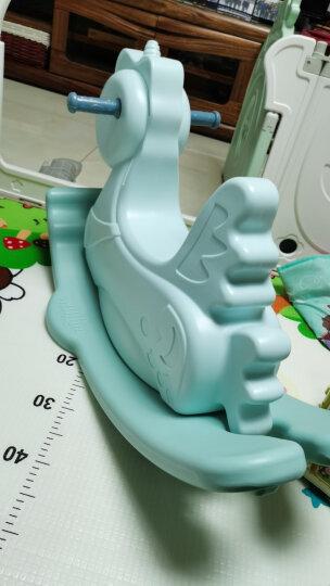 贝恩施 摇摇马木马儿童玩具男孩婴儿玩具宝宝健身1-3岁 【王子蓝】独角兽摇摇马 晒单图