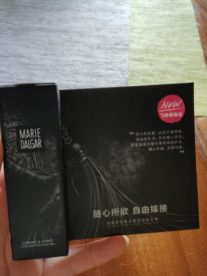 玛丽黛佳(MARIE DALGAR) 眼线笔防水防汗初学者持久 酷黑速干眼线水笔1ml-经典酷黑版 晒单图