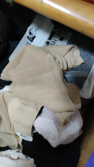 浪莎短丝袜子 对对袜水晶丝短袜薄款女士短丝袜20双 4色各5双 均码 晒单图