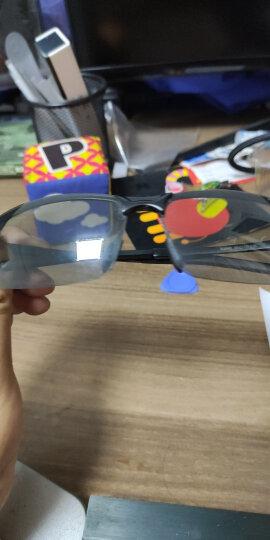 日夜两用偏光铝镁变色太阳镜护目镜驾驶墨镜男士眼镜男司机开车钓鱼运动潮人眼睛夜视镜防远光灯专用 A3043枪框黑灰片(白天用偏光镜) 晒单图