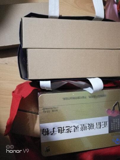 修正孢子粉(非林芝破壁灵芝长白山吉林孢子粉颗粒有机赤灵芝去壁第三代术后补品中老年增强免疫力礼盒) 五十盒装 晒单图