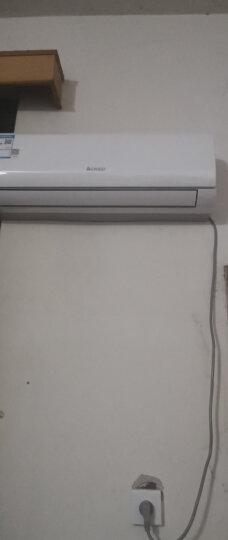 志高(CHIGO)正1.5匹 定频 单冷 壁挂式空调 空调挂机 纯铜连接管(NEW-GD12F1C3) 晒单图