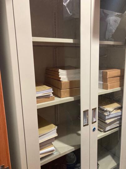威林豪森 文件柜档案柜铁皮柜资料柜凭证柜储物柜财务柜办公柜 图六 0.6mm 晒单图