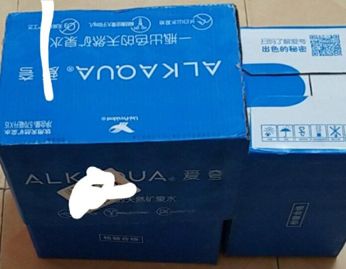 统一 爱夸 长白山 天然矿泉水 即饮装 570ml*15 正品 整箱装 晒单图