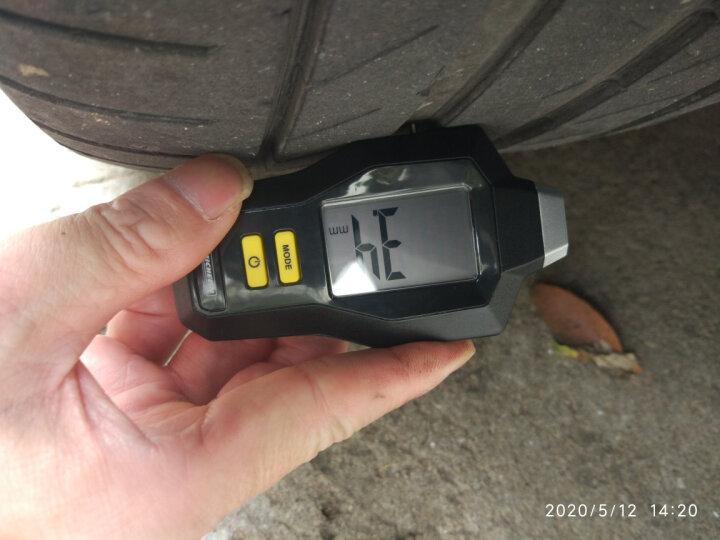 米其林(MICHELIN)胎压计 12290 胎压表 胎压监测 高精数显 背光 LED照明灯 钥匙链 晒单图