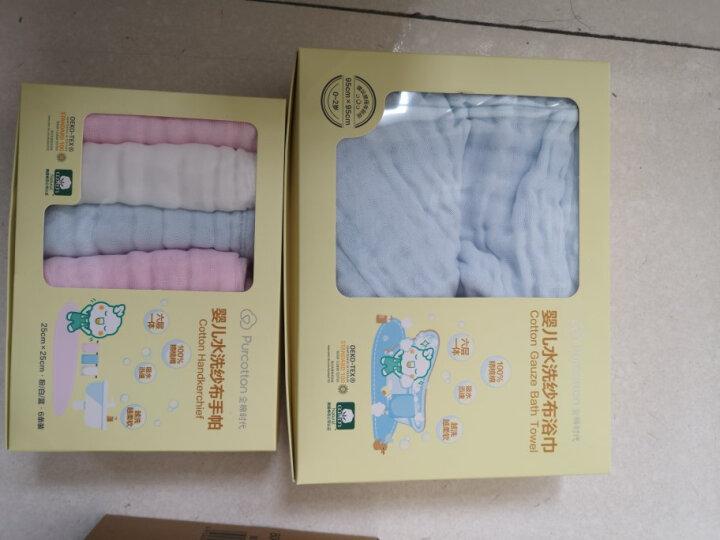 全棉时代 棉签 婴儿棉签 棉签木棒 婴儿棉签护理掏耳 圆筒细纸棒棉棒 200支*4筒 晒单图