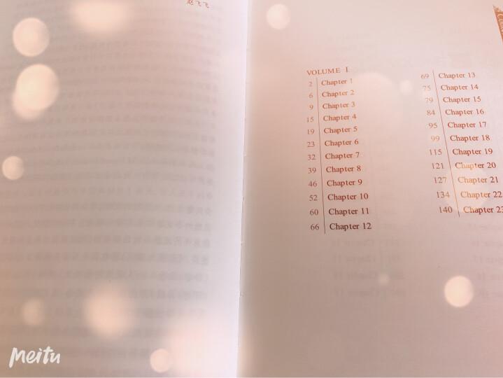 欧·亨利短篇小说精选(买中文版全译本赠英文原版 套装共2册) 晒单图