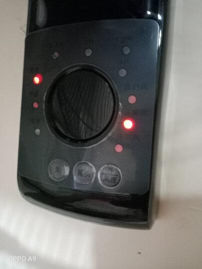 美菱(MeiLing)电风扇/壁扇 五叶遥控 远程遥控 FB16-1RC 晒单图