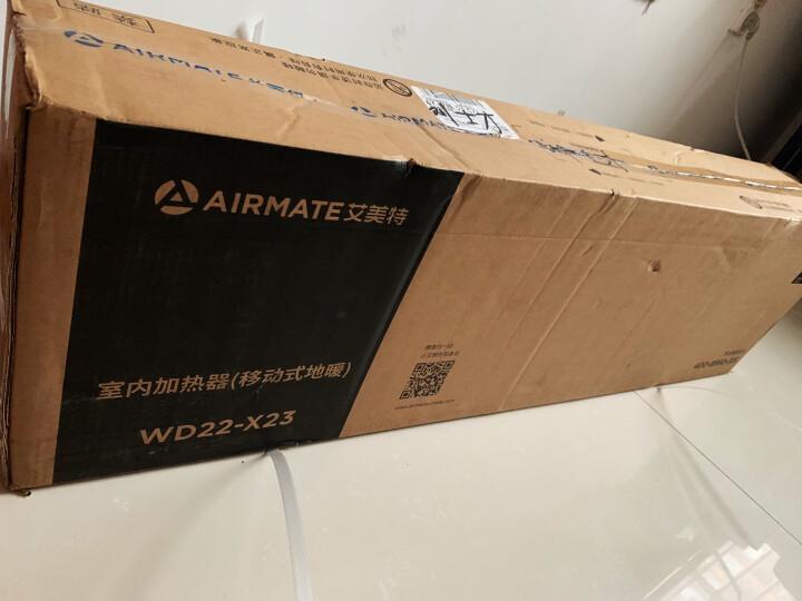艾美特(Airmate)取暖器家用/电暖器/电热油汀/暖气片 13片加宽可烘衣 晒单图