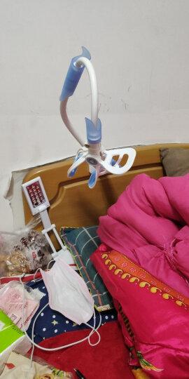 赛鲸 常青藤 手机支架懒人支架 桌面直播 床上床头支架 万向调节 85CM 太空蓝 晒单图