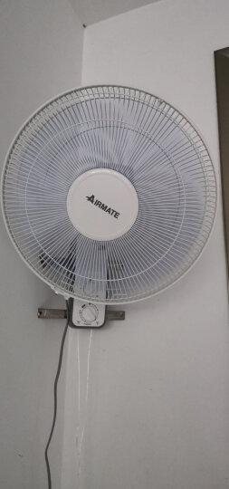 艾美特(Airmate)五叶大风量壁扇 /家用空气通风/工业节能电风扇 FW4035T2 晒单图
