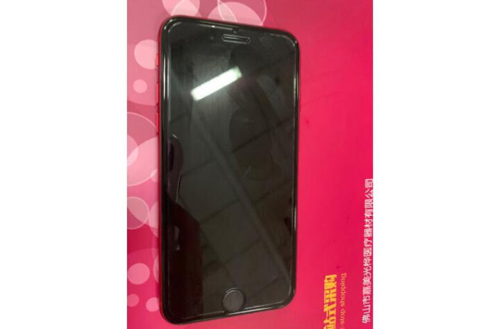 依斯卡 (第二代)苹果SE2钢化膜 新iPhoneSE/8/7/6/6s手机高清贴膜非全屏覆盖玻璃保护膜防指纹送神器 JM127 晒单图